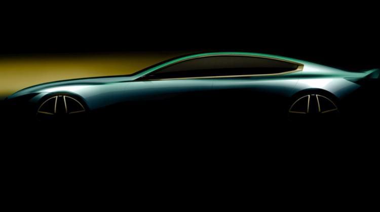BMW'den çılgın model! İlk görsel ortaya çıktı