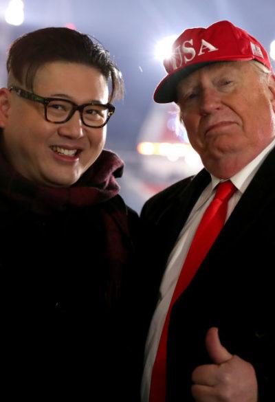 Kim Ve Trump Bir Araya Gelecek!